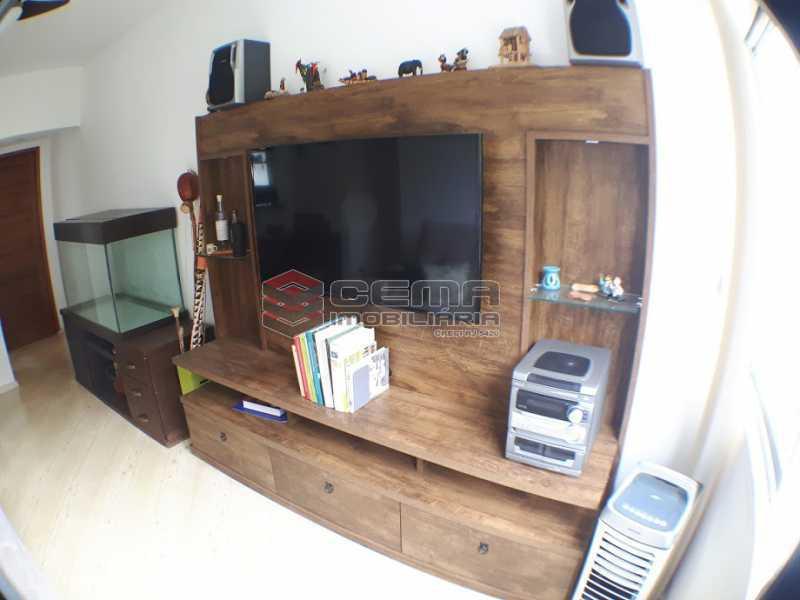 sala - Apartamento 2 quartos para alugar Laranjeiras, Zona Sul RJ - R$ 2.000 - LAAP24778 - 6