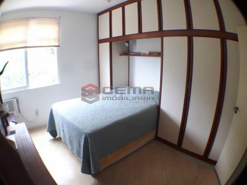 suíte - Apartamento 2 quartos para alugar Laranjeiras, Zona Sul RJ - R$ 2.000 - LAAP24778 - 12