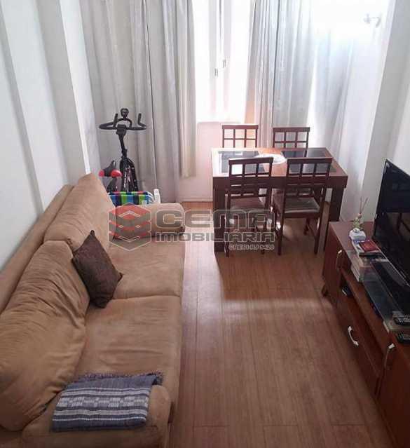 PHOTO-2020-09-25-17-26-16 - Apartamento 1 quarto à venda Copacabana, Zona Sul RJ - R$ 530.000 - LAAP12676 - 1