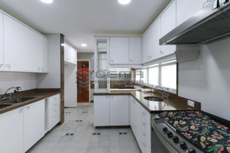 cozinha - Amplo 4 quartos com suite no melhor quadrilátero de Ipanema - LAAP40893 - 21