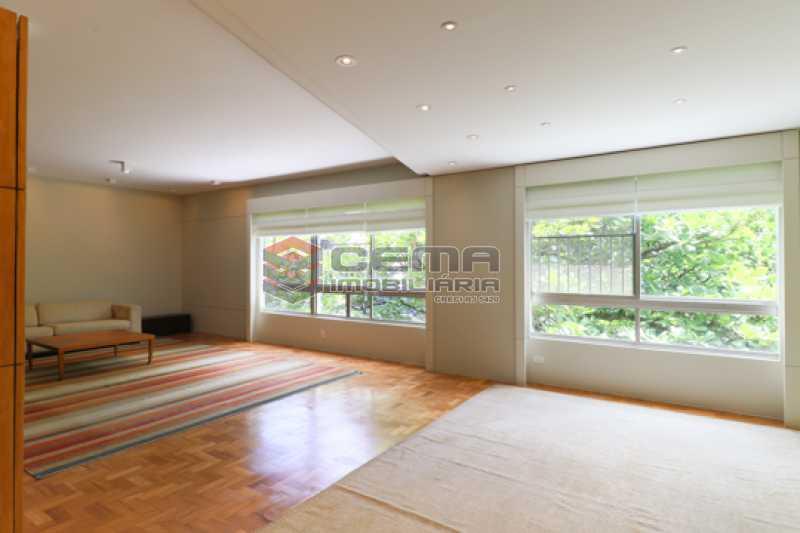 sala - Amplo 4 quartos com suite no melhor quadrilátero de Ipanema - LAAP40893 - 4