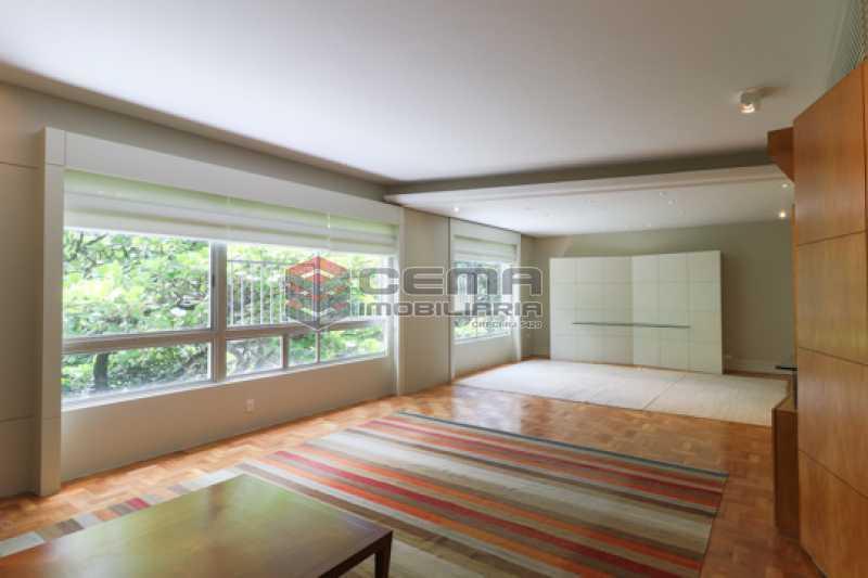 sala - Amplo 4 quartos com suite no melhor quadrilátero de Ipanema - LAAP40893 - 1