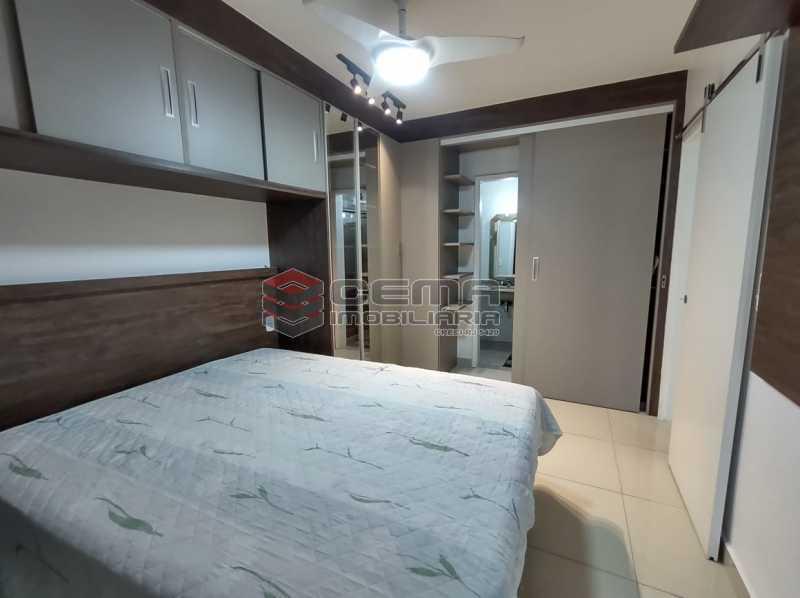 a3b4d8e7-7351-45eb-8204-a9caad - Apartamento à venda Rua Zamenhof,Estácio, Zona Centro RJ - R$ 600.000 - LAAP34148 - 9