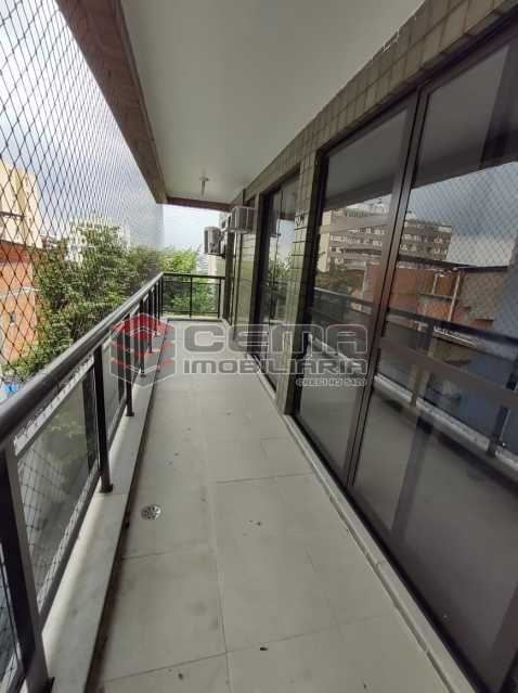 edfa0fe6-af47-4502-a235-d911f2 - Apartamento à venda Rua Zamenhof,Estácio, Zona Centro RJ - R$ 600.000 - LAAP34148 - 6