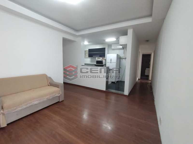 sala - Apartamento 3 quartos no melhor quadrilátero de Copacabana. - LAAP34082 - 1