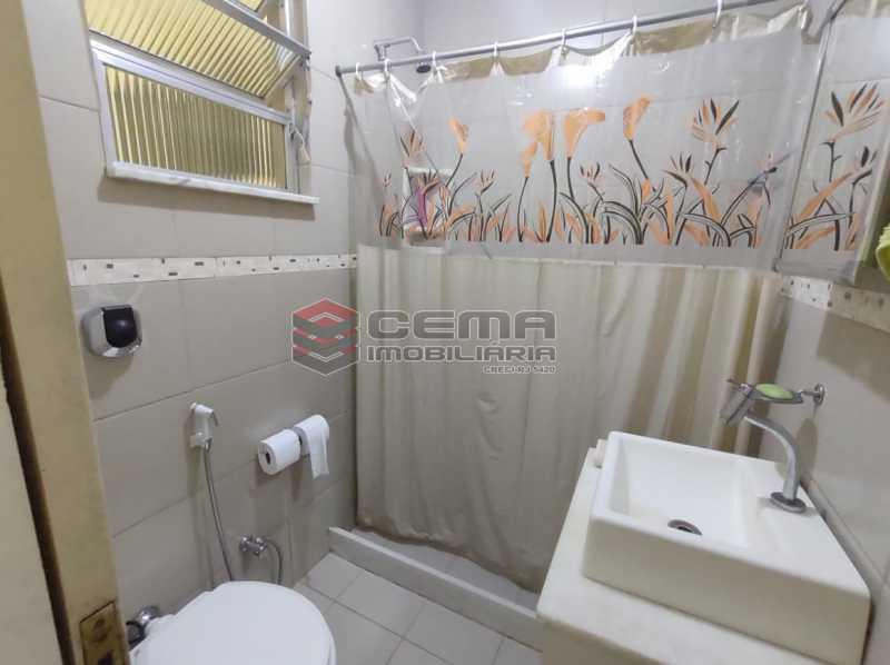 banheiro social - Apartamento 3 quartos no melhor quadrilátero de Copacabana. - LAAP34082 - 11