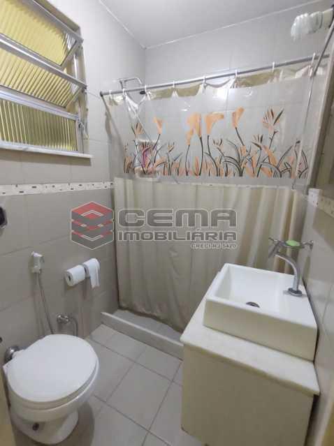banheiro social - Apartamento 3 quartos no melhor quadrilátero de Copacabana. - LAAP34082 - 12