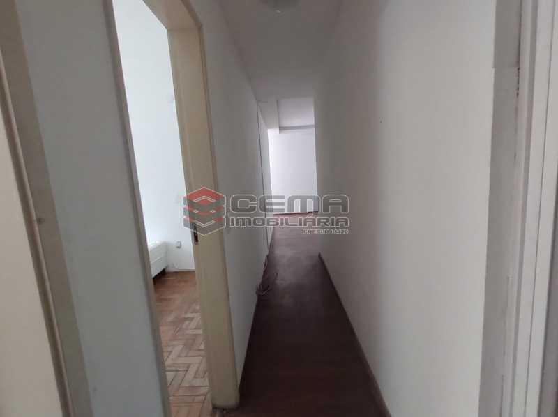 corredor - Apartamento 3 quartos no melhor quadrilátero de Copacabana. - LAAP34082 - 16