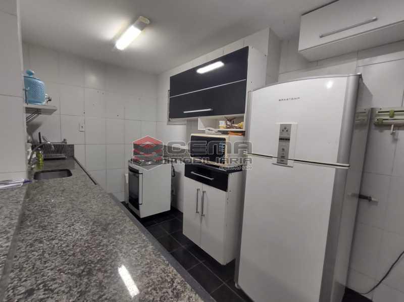 cozinha - Apartamento 3 quartos no melhor quadrilátero de Copacabana. - LAAP34082 - 18