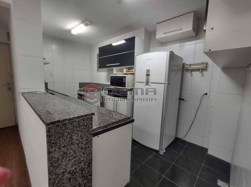 cozinha - Apartamento 3 quartos no melhor quadrilátero de Copacabana. - LAAP34082 - 19