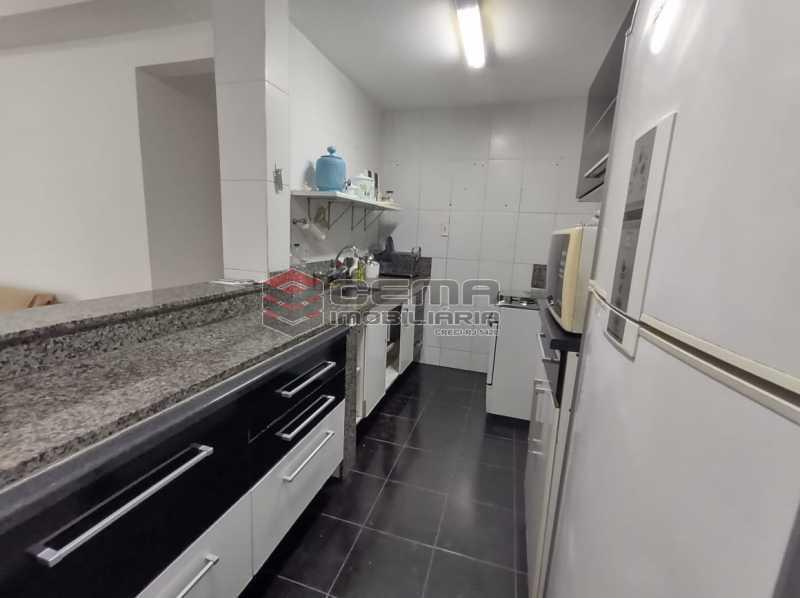 cozinha - Apartamento 3 quartos no melhor quadrilátero de Copacabana. - LAAP34082 - 20