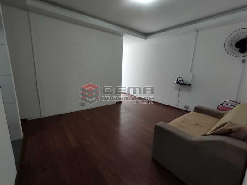 sala - Apartamento 3 quartos no melhor quadrilátero de Copacabana. - LAAP34082 - 4