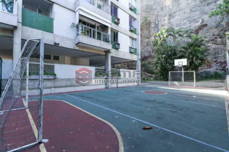 quadra - Apto Laranjeiras para venda com 2 quartos, suíte, varanda, garagem e infraestrututa - LAAP24794 - 16
