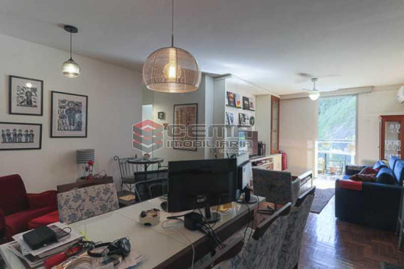 sala - Apto Laranjeiras para venda com 2 quartos, suíte, varanda, garagem e infraestrututa - LAAP24794 - 4