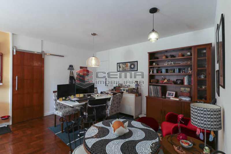 sala1.2 - Apto Laranjeiras para venda com 2 quartos, suíte, varanda, garagem e infraestrututa - LAAP24794 - 6