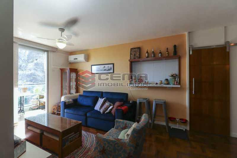 sala1.3 - Apto Laranjeiras para venda com 2 quartos, suíte, varanda, garagem e infraestrututa - LAAP24794 - 7