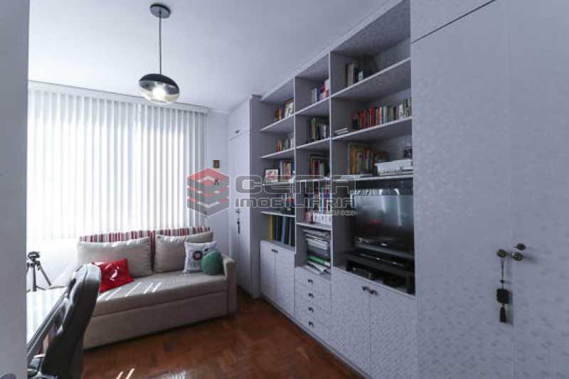 quarto2.1 - Apto Laranjeiras para venda com 2 quartos, suíte, varanda, garagem e infraestrututa - LAAP24794 - 14