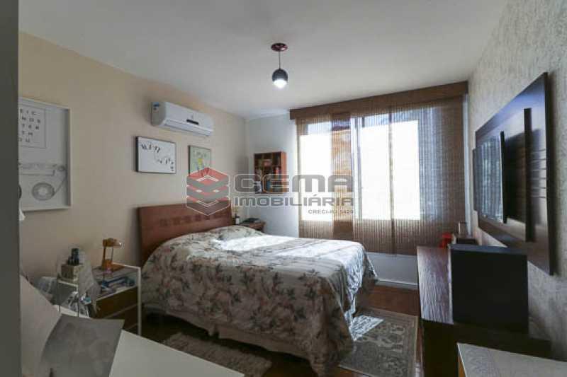 suite - Apto Laranjeiras para venda com 2 quartos, suíte, varanda, garagem e infraestrututa - LAAP24794 - 10
