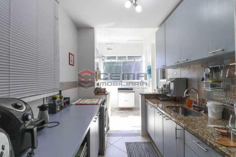 cozinha - Apto Laranjeiras para venda com 2 quartos, suíte, varanda, garagem e infraestrututa - LAAP24794 - 8
