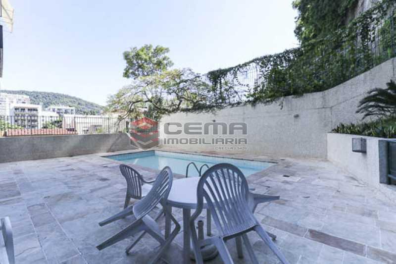 piscina - Apto Laranjeiras para venda com 2 quartos, suíte, varanda, garagem e infraestrututa - LAAP24794 - 17