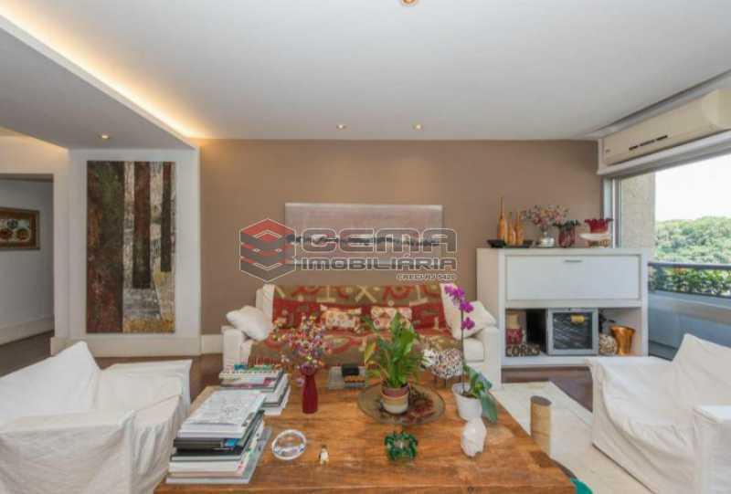 20201028_175841 - Apartamento para alugar com com 3 quartos e 3 VAGAS na garagem, Zona Sul, Rio de Janeiro, RJ. 210m2 - LAAP34084 - 3