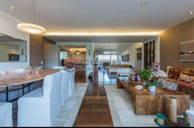 20201028_175759 - Apartamento para alugar com com 3 quartos e 3 VAGAS na garagem, Zona Sul, Rio de Janeiro, RJ. 210m2 - LAAP34084 - 4