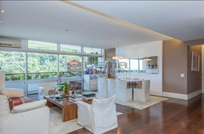 20201028_175931 - Apartamento para alugar com com 3 quartos e 3 VAGAS na garagem, Zona Sul, Rio de Janeiro, RJ. 210m2 - LAAP34084 - 5