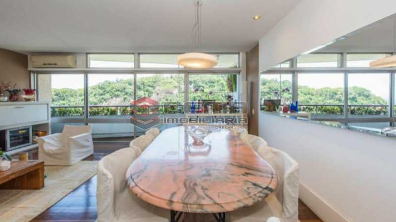 20201028_175917 - Apartamento para alugar com com 3 quartos e 3 VAGAS na garagem, Zona Sul, Rio de Janeiro, RJ. 210m2 - LAAP34084 - 6