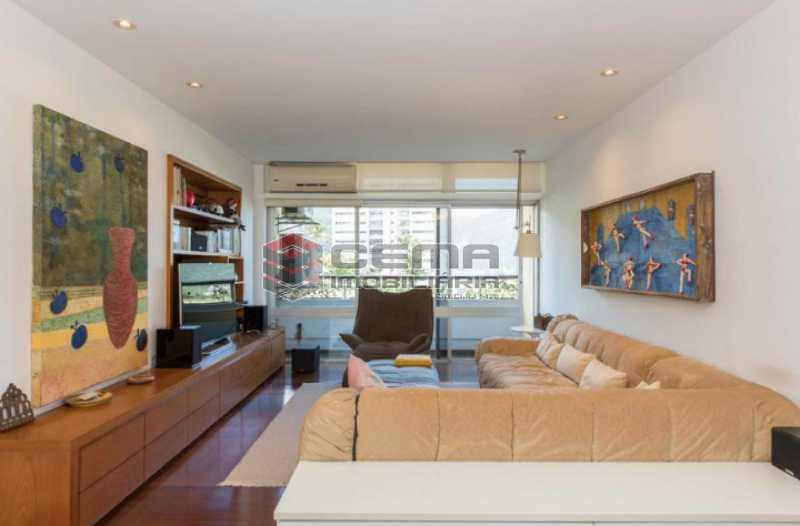20201028_175854 - Apartamento para alugar com com 3 quartos e 3 VAGAS na garagem, Zona Sul, Rio de Janeiro, RJ. 210m2 - LAAP34084 - 7