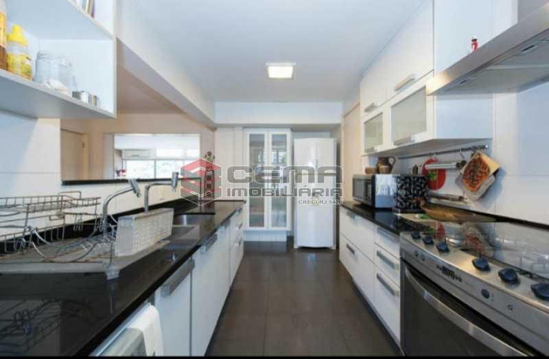 20201028_180904 - Apartamento para alugar com com 3 quartos e 3 VAGAS na garagem, Zona Sul, Rio de Janeiro, RJ. 210m2 - LAAP34084 - 10