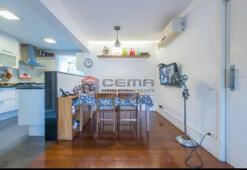 20201028_180536 - Apartamento para alugar com com 3 quartos e 3 VAGAS na garagem, Zona Sul, Rio de Janeiro, RJ. 210m2 - LAAP34084 - 11