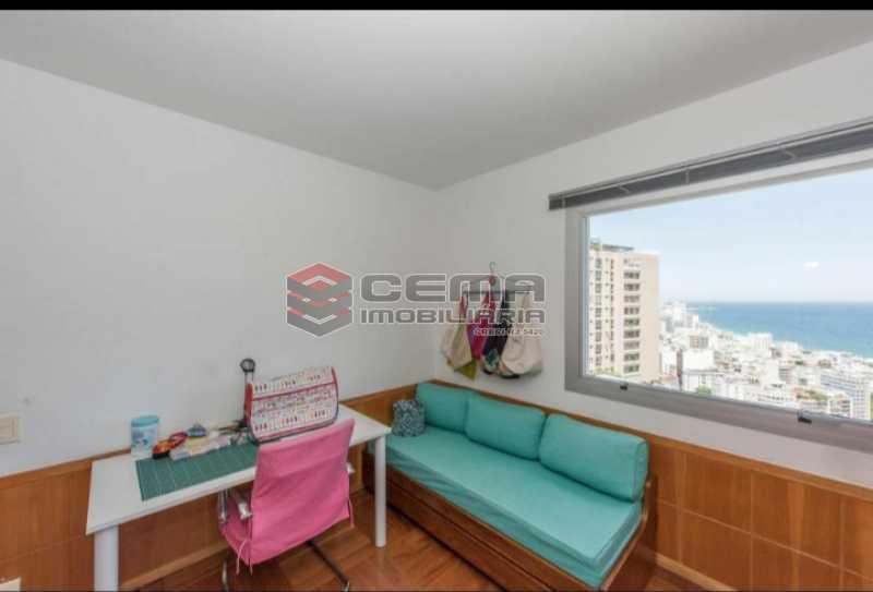 20201028_180108 - Apartamento para alugar com com 3 quartos e 3 VAGAS na garagem, Zona Sul, Rio de Janeiro, RJ. 210m2 - LAAP34084 - 13