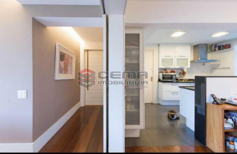 20201028_180932 - Apartamento para alugar com com 3 quartos e 3 VAGAS na garagem, Zona Sul, Rio de Janeiro, RJ. 210m2 - LAAP34084 - 15