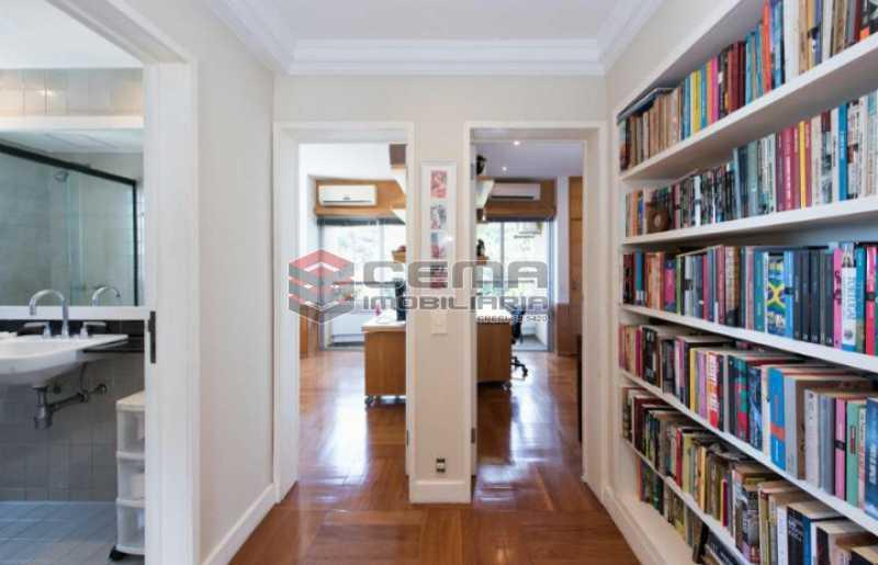 20201028_180754 - Apartamento para alugar com com 3 quartos e 3 VAGAS na garagem, Zona Sul, Rio de Janeiro, RJ. 210m2 - LAAP34084 - 17