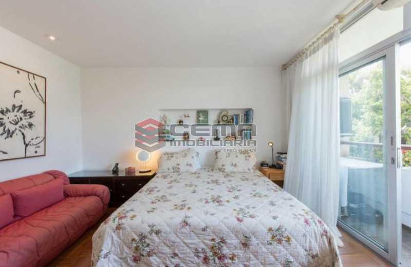 20201028_175540 - Apartamento para alugar com com 3 quartos e 3 VAGAS na garagem, Zona Sul, Rio de Janeiro, RJ. 210m2 - LAAP34084 - 18