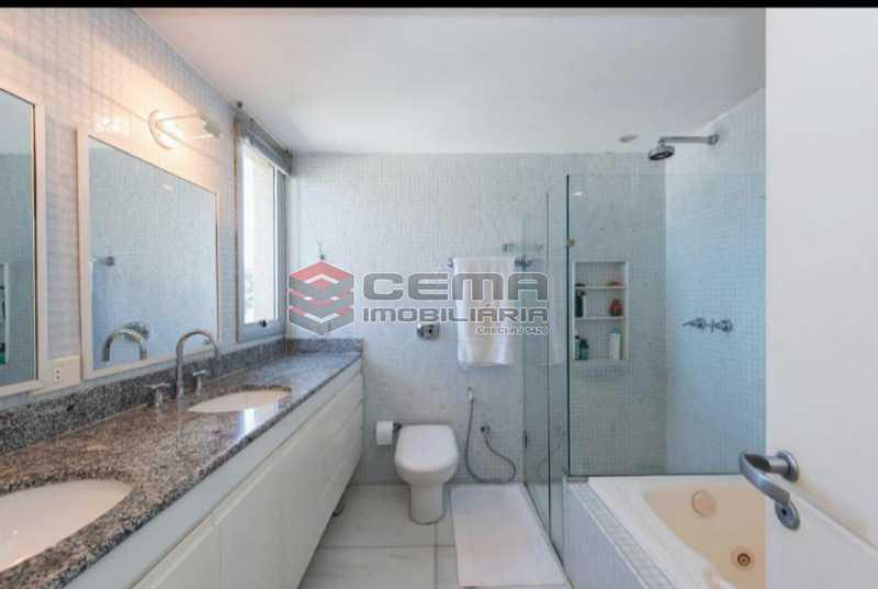20201028_180948 - Apartamento para alugar com com 3 quartos e 3 VAGAS na garagem, Zona Sul, Rio de Janeiro, RJ. 210m2 - LAAP34084 - 21