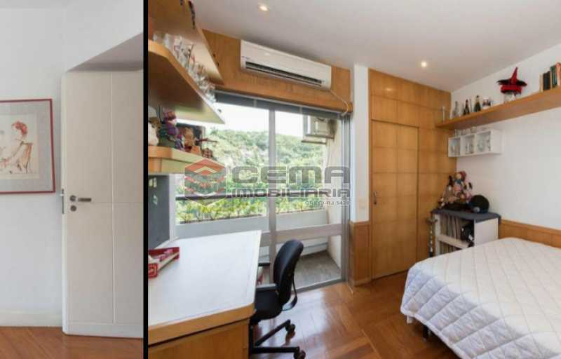 20201028_175520 - Apartamento para alugar com com 3 quartos e 3 VAGAS na garagem, Zona Sul, Rio de Janeiro, RJ. 210m2 - LAAP34084 - 23