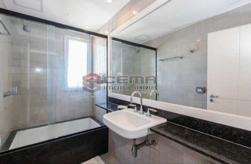 20201028_180412 - Apartamento para alugar com com 3 quartos e 3 VAGAS na garagem, Zona Sul, Rio de Janeiro, RJ. 210m2 - LAAP34084 - 24