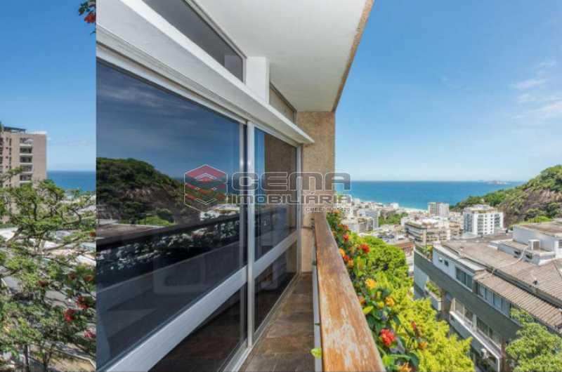 20201028_180918 - Apartamento para alugar com com 3 quartos e 3 VAGAS na garagem, Zona Sul, Rio de Janeiro, RJ. 210m2 - LAAP34084 - 25