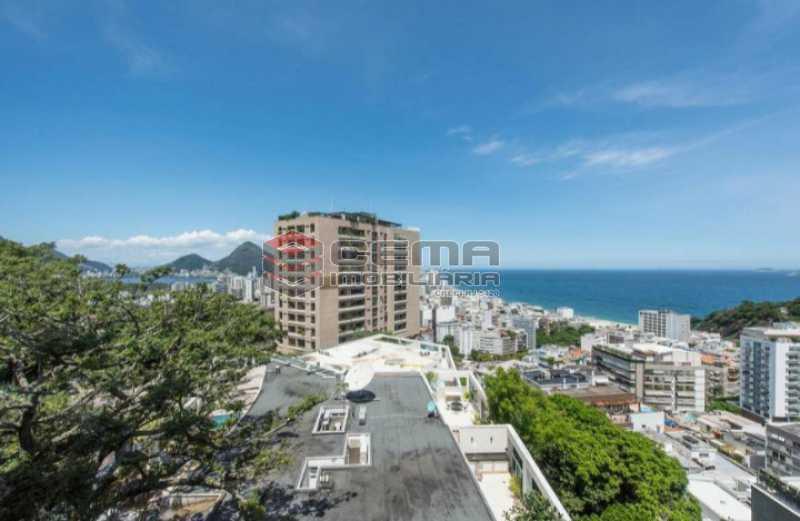 20201028_180711 - Apartamento para alugar com com 3 quartos e 3 VAGAS na garagem, Zona Sul, Rio de Janeiro, RJ. 210m2 - LAAP34084 - 27