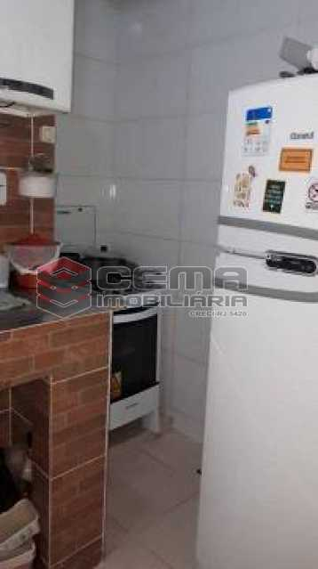 cozinha - Kitnet/Conjugado 42m² à venda Glória, Zona Sul RJ - R$ 380.000 - LAKI10347 - 12