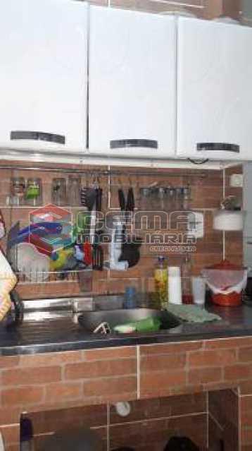 cozinha - Kitnet/Conjugado 42m² à venda Glória, Zona Sul RJ - R$ 380.000 - LAKI10347 - 14
