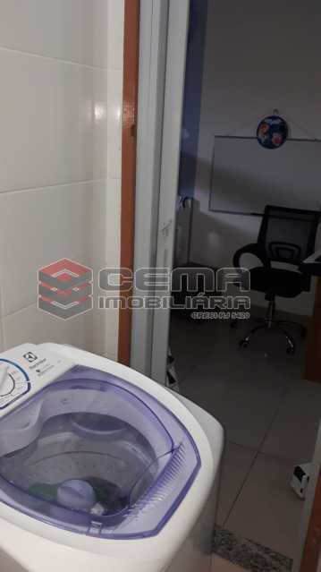 banheiro ang 1 - Kitnet/Conjugado 42m² à venda Glória, Zona Sul RJ - R$ 380.000 - LAKI10347 - 10
