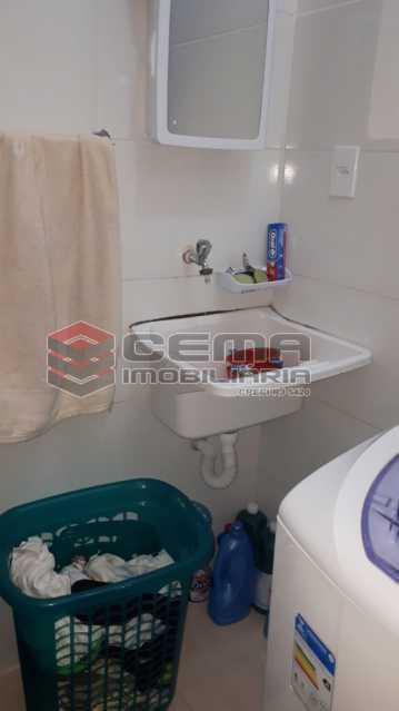banheiro ang 2 - Kitnet/Conjugado 42m² à venda Glória, Zona Sul RJ - R$ 380.000 - LAKI10347 - 11