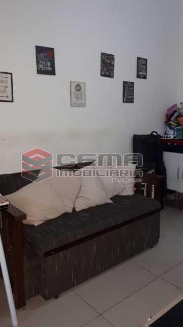 sala ang 1 - Kitnet/Conjugado 42m² à venda Glória, Zona Sul RJ - R$ 380.000 - LAKI10347 - 3