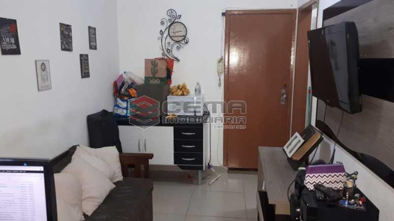 sala ang 2 - Kitnet/Conjugado 42m² à venda Glória, Zona Sul RJ - R$ 380.000 - LAKI10347 - 1