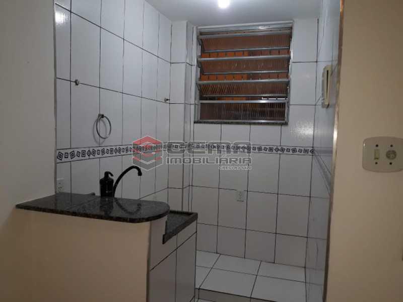 cozinha - Kitnet/Conjugado 30m² à venda Rua Correa Dutra,Flamengo, Zona Sul RJ - R$ 380.000 - LAKI10345 - 5