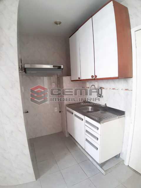 cozinha  - três quarto com vaga na região da General Glicério - LAAP34091 - 17