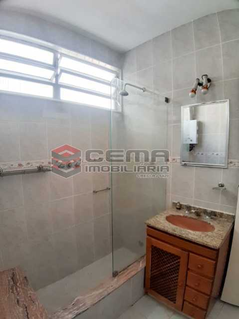 banheiro social  - três quarto com vaga na região da General Glicério - LAAP34091 - 12
