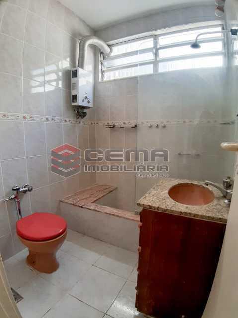 banheiro social  - três quarto com vaga na região da General Glicério - LAAP34091 - 11